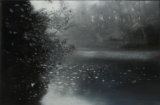 , 'November Light,' 2015, Rebecca Hossack Art Gallery