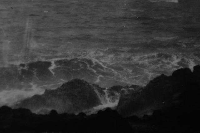, 'Two Seas,' 2018, PontArte