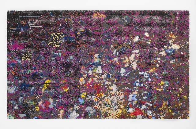 Rajee Aryal, 'Colors in a  River', 2013, Mana Contemporary