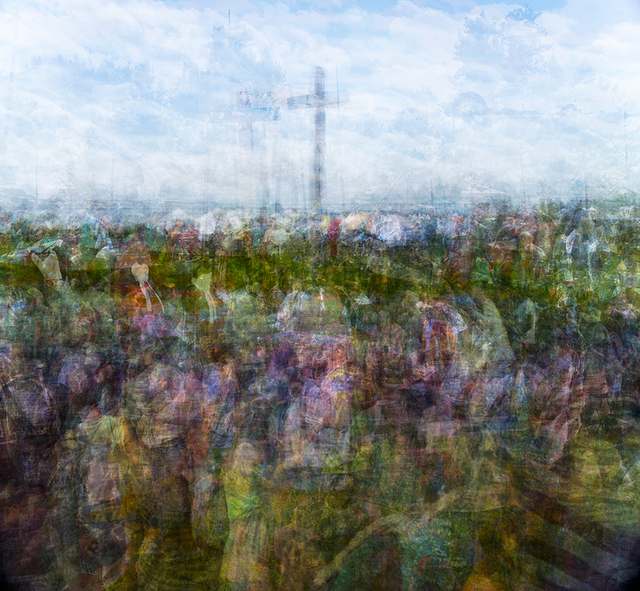 , 'Pilgrimage,' 2013, Winsor Gallery