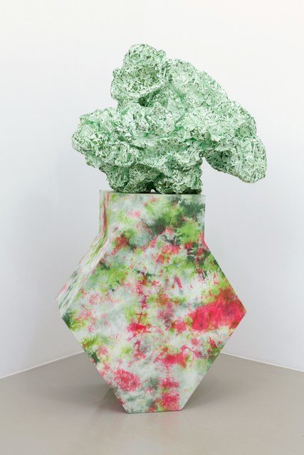 , 'Button-up,' 2014, Yoshimi Arts