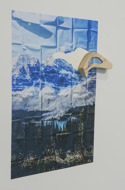 Kalee Appleton, 'Mountain Glacier Forest III', 2018, Foto Relevance
