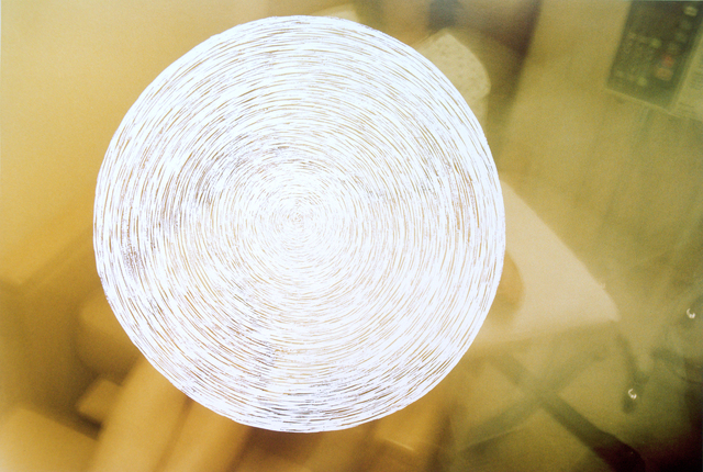 Saul Robbins, 'New York City White Light Meditation (212242)', 2014, Kourosh Mahboubian Fine Art