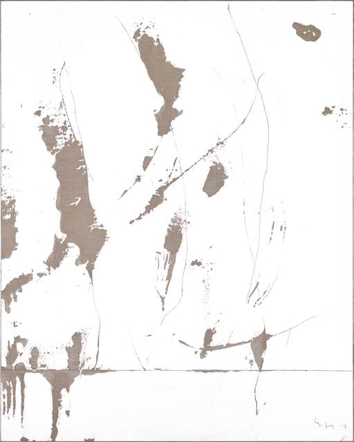 , 'W/W series #14,' 2017, Galerie Krinzinger