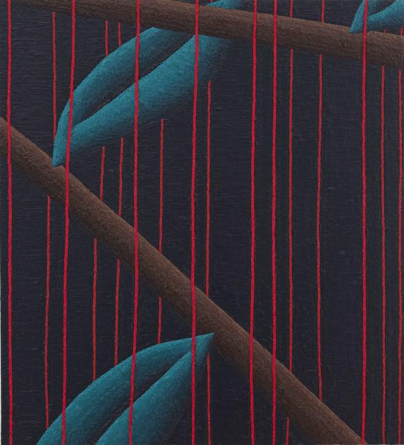 , 'Scaffold III,' 2016, Taymour Grahne