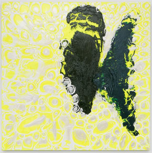 , 'Half Butterfly- Yellow,' 2016, Zhou B Haus der Kunst