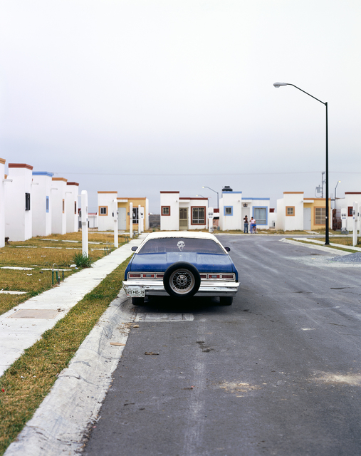 , 'From the series The Other Distance, Old car in Juarez suburb,' 2008, Circuit Gallery