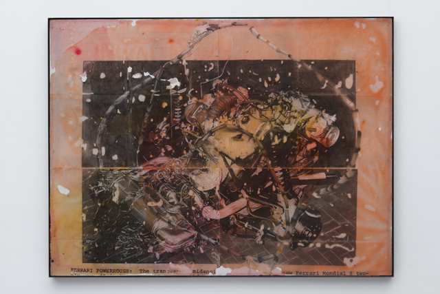 , 'Fill In,' 2017, Night Gallery