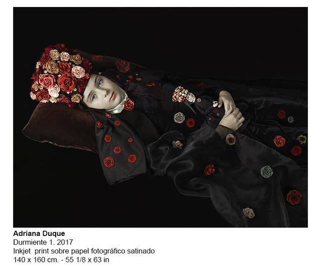 , 'Durmiente 1,' 2017, Galeria El Museo