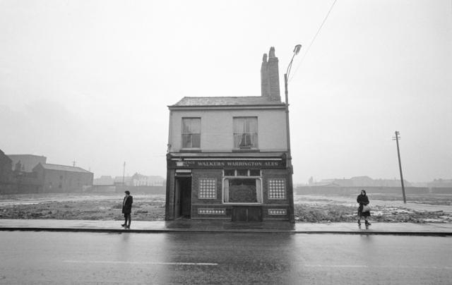 , 'Lonely Pub, Yorkshire,' 1964, Beetles + Huxley