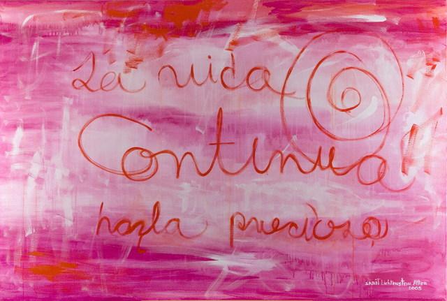 , 'Do it Beautiful,' 2005, Galerie AM PARK
