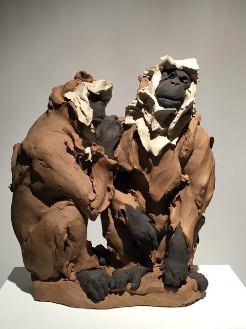 , 'Preening Macaques,' , Pangolin
