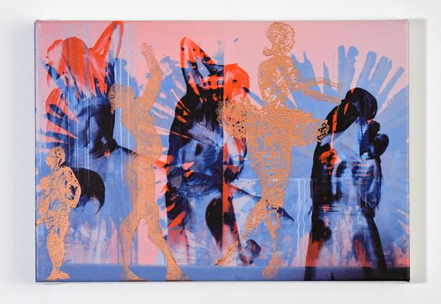 , 'Bronze Dancers,' 2015, InLiquid
