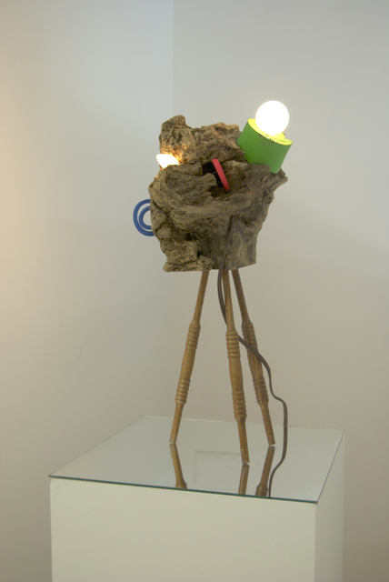 , 'House Lamp,' 2014, Halsey McKay Gallery