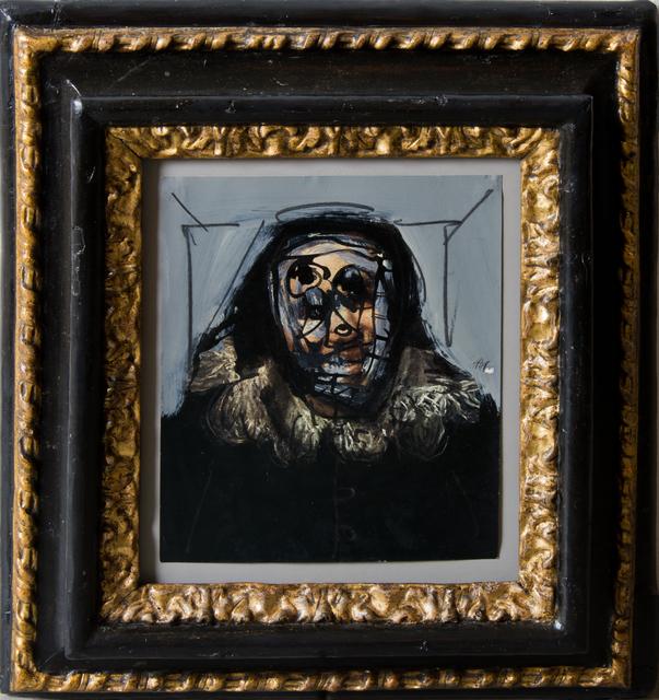 , 'Portrait in camera (série La Quinta del Sordo / La Maison du sourd),' 1974, Simon Studer Art