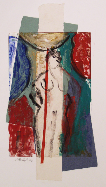, 'Standing Figure,' 2003, Meyerovich Gallery