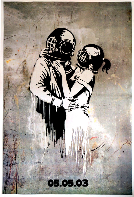 Banksy, 'Think Tank', 2003, EHC Fine Art: Essential Editions VII