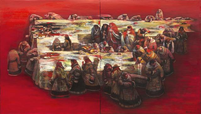 , 'Table Series No.3,' 1996, ARTSPACE 8
