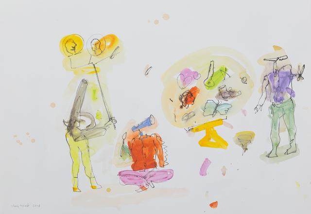 Mostafa Choobtarash, 'Untitled (from the series Lazy Bomb)', 2018, Katharina Maria Raab