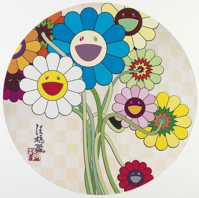 Takashi Murakami, 'アルジャーノンに花束を Flower for Algernon', 2010, Der-Horng Art Gallery