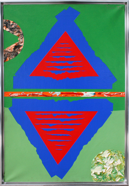, 'Park 37,' 1972, Wallace Galleries