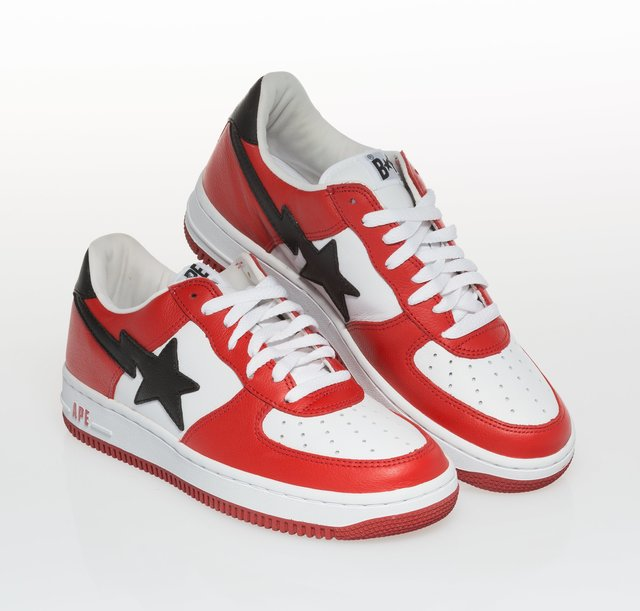 BAPE, 'Foot Soldier (Red/Black)', c. 2002, Heritage Auctions