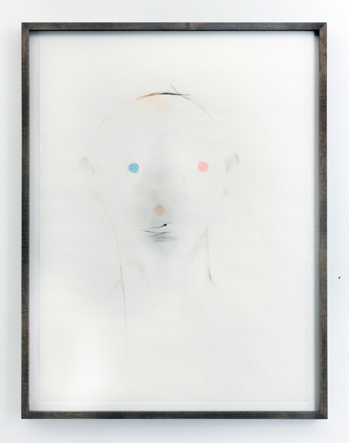 , 'Round nose,' 2017, LMAKgallery