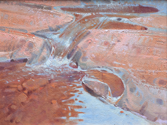 , 'Water Worn Slot Canyon Stream,' 2014, Gallery 1261