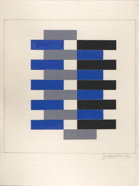 , 'Sin Título,' 1962, Galería del Paseo