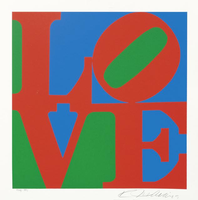, 'Love from the American Dream Portfolio,' 1997, New River Fine Art