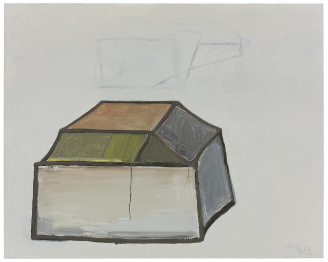 , 'Box No.1 盒子之一,' 2015, PIFO Gallery