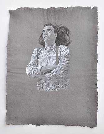 , 'Tu es en chemise,' 2014, Joyce Yahouda Gallery