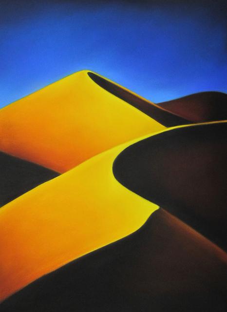, 'Evening Sand Dunes 19-16,' 2019, Ventana Fine Art