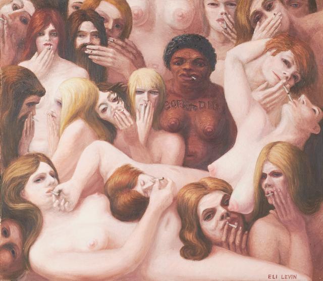 Eli Levin, 'Untitled (Born to Die)', Rago