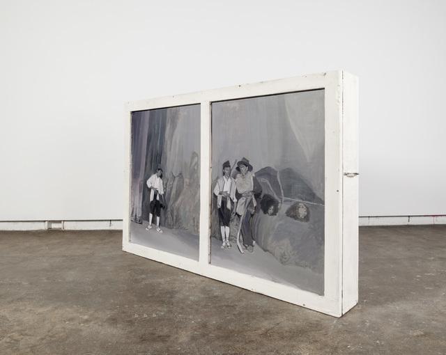 , 'Caja,' 2013, Hidde Van Seggelen
