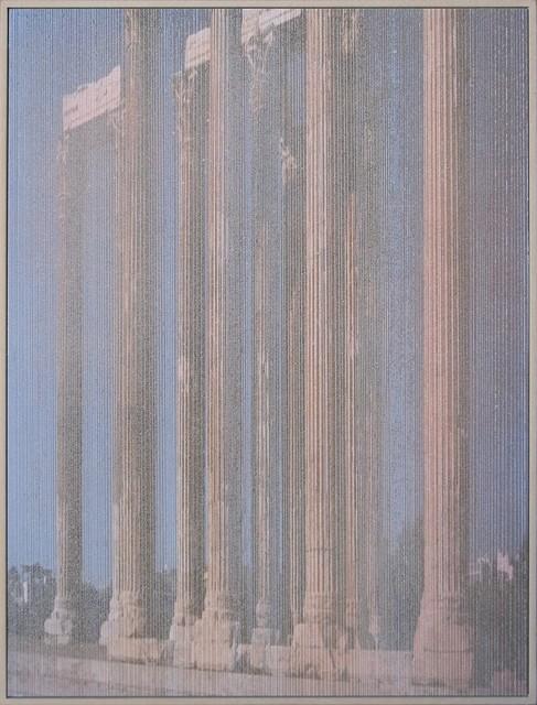 , 'Temple XII,' 2018, Deweer Gallery