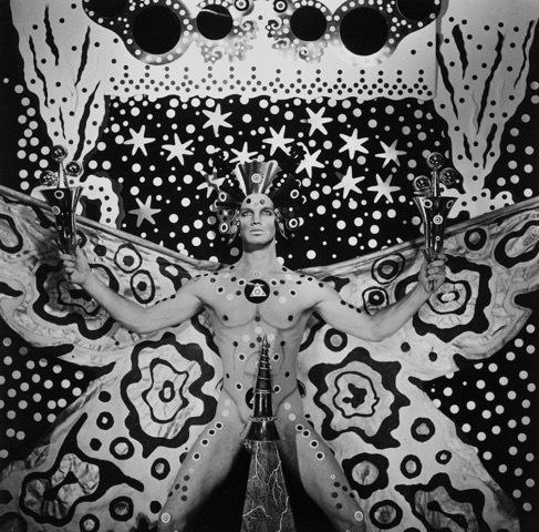 , 'Lightining the Path,' 1983, Espacio Mínimo