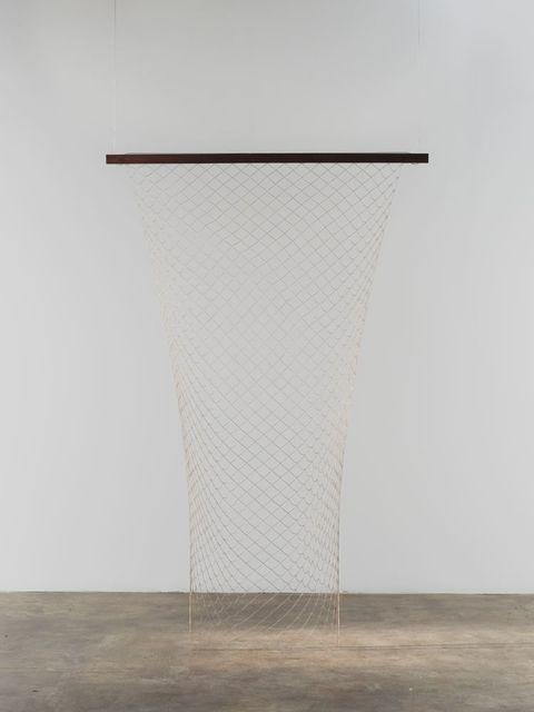 , 'Netting,' 2015, Maccarone