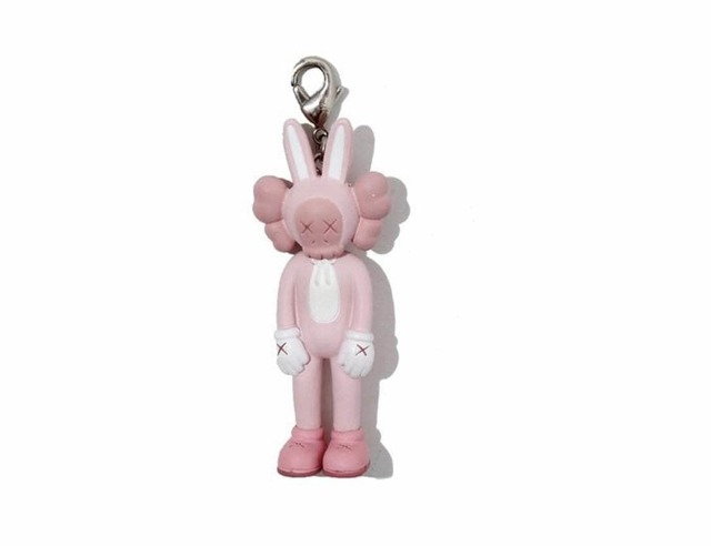 KAWS, 'Accomplice (Pink) Keychain, 2002', 2002, Design/Decorative Art, Painted cast vinyl, Curator Style