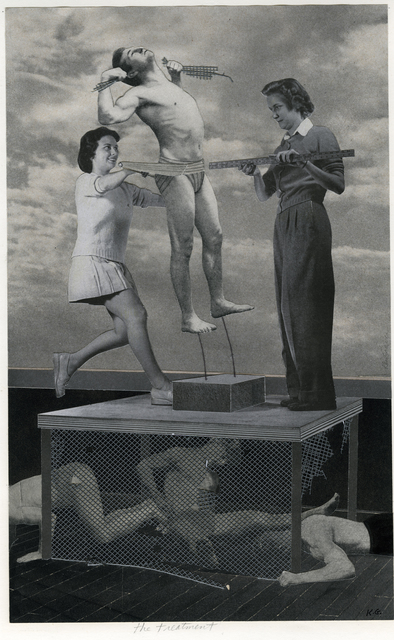 , 'The Treatment,' 1989, ROSEGALLERY