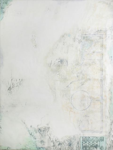 Helen Lewis, 'Embark (Sea Captain's Chart)', 2019, The Bonfoey Gallery