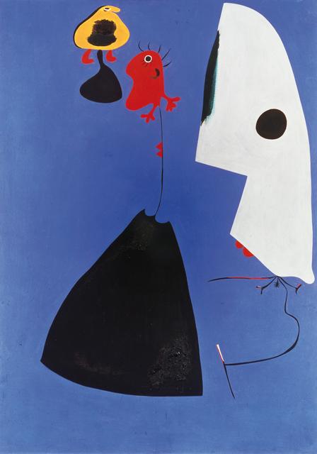Joan Miró, 'TROIS FEMMES', 1935, Leopold Museum