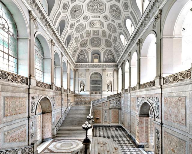 , 'Palazzo Reale di Napoli,' 2013, Holden Luntz Gallery