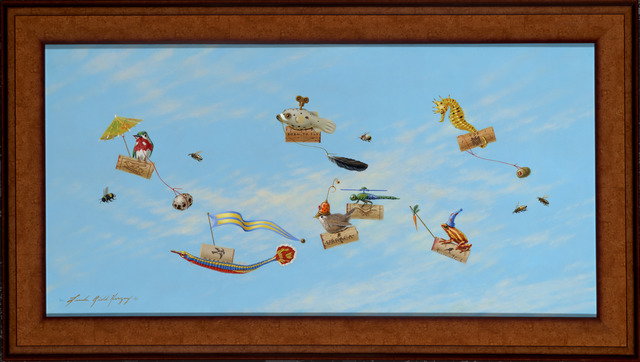 , 'Come Fly With Me,' , ÆRENA Galleries and Gardens