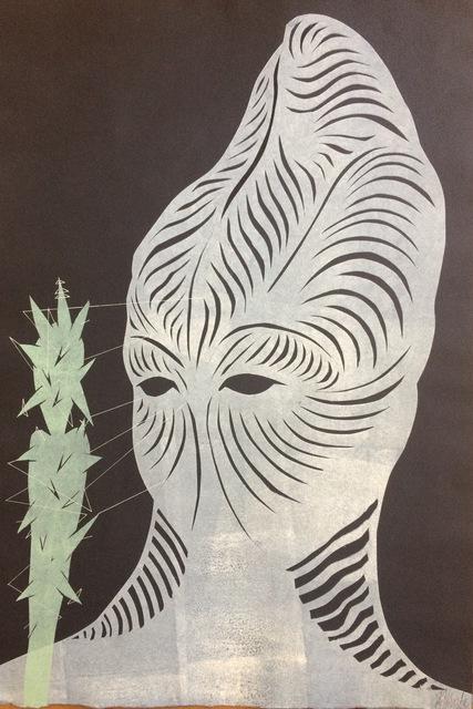 , 'Jamacaru & Noranti,' 2017, Deep Space Gallery