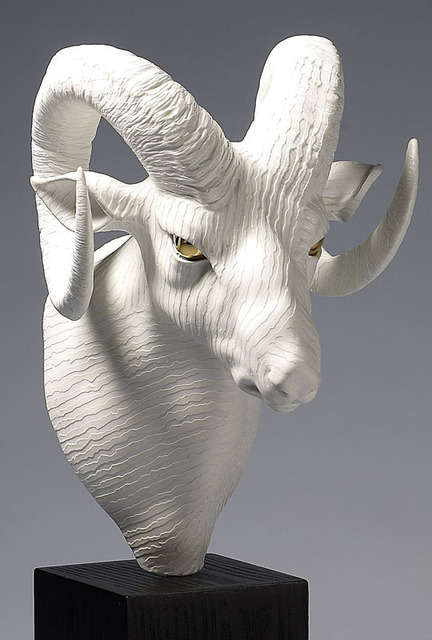 , 'Adaptation #03-Big Horn Sheep,' 2012, Mindy Solomon Gallery