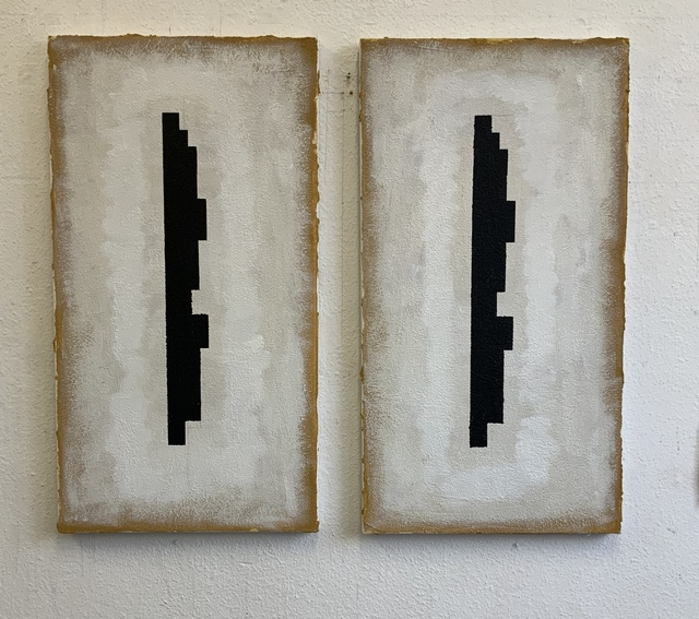 , 'Profile 13 Diptych ,' 2018, Siger Gallery