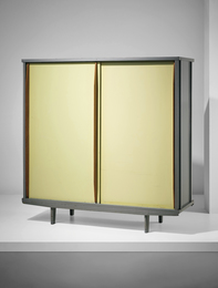 Jean Prouvé, 'Armoire, model no. 101,' designed 1956, Phillips: Design