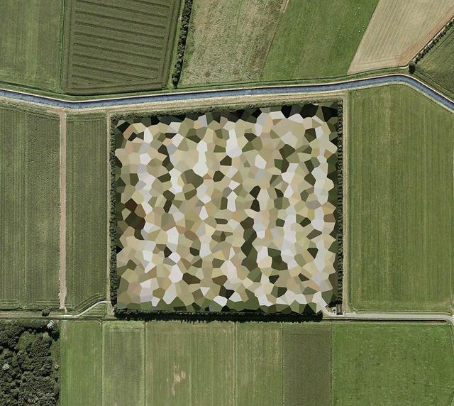 , 'Nato Storage Annex, Coevorden, Drenthe,' 2011, Carroll / Fletcher
