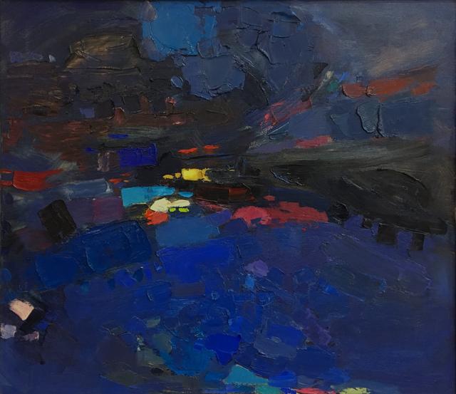 , 'Storm,' ca. 1960, 203 Fine Art